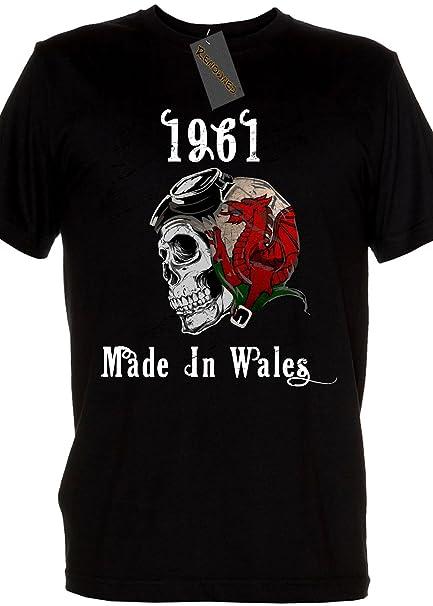 Da DonnaAmazon Legend itAbbigliamento Maglietta Galles 1961 Di tshBxdQrC