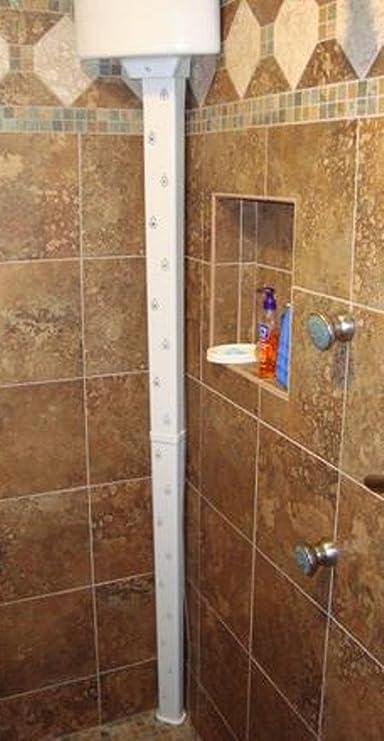 Amazon.com: Tornado Body Dryer - A Gentle, Safe In-Shower Full Body ...