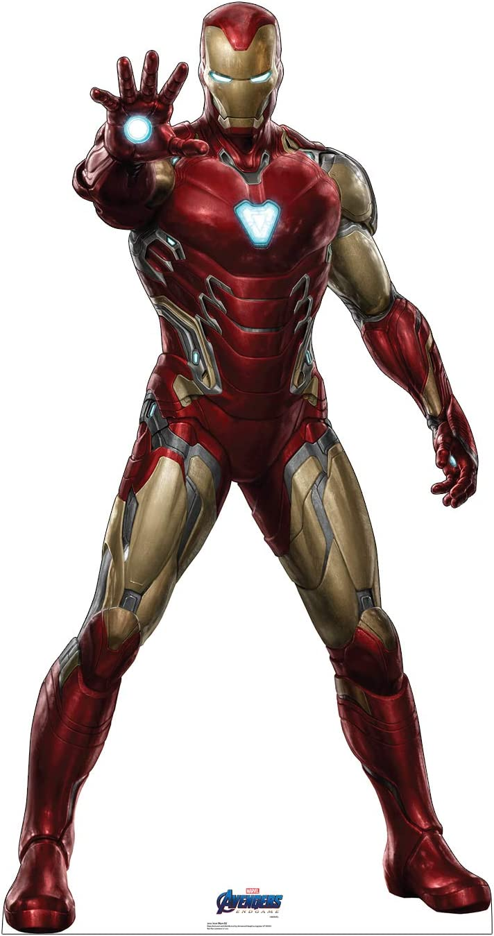 Iron Man Standups