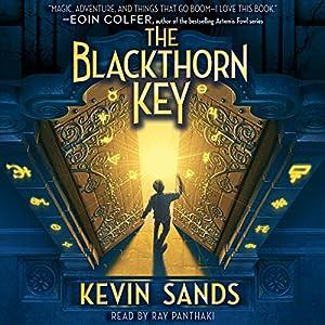 Blackthorn Key Audiobook
