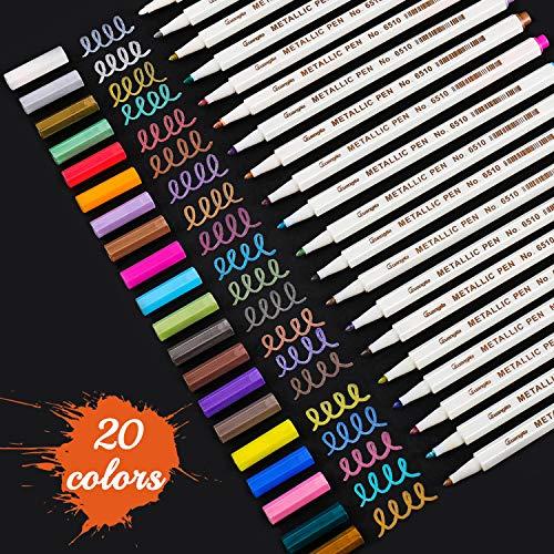 Scrapbooking Pens