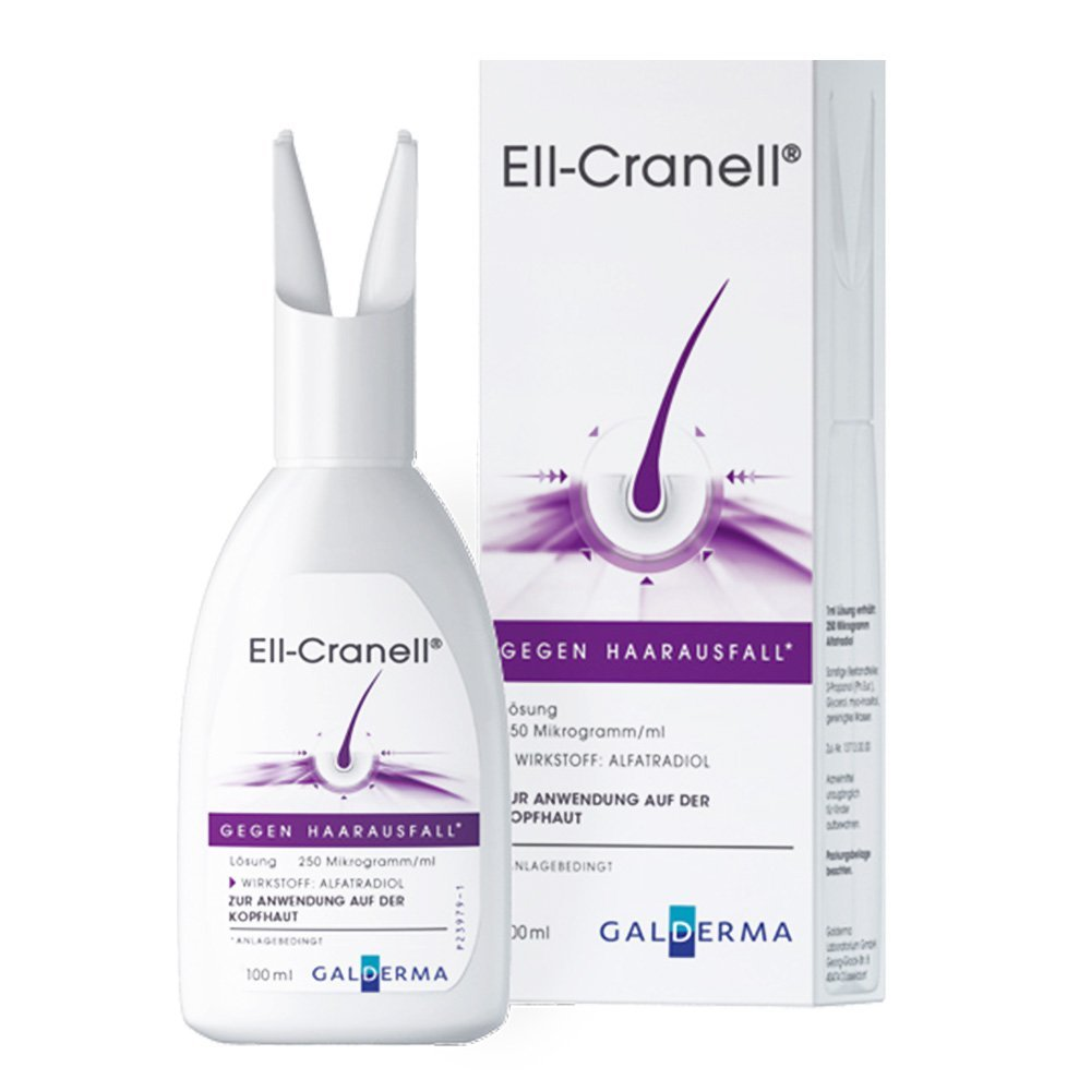 Ell-cranell Lösung 100 ml Galderma Laboratorium GmbH 022141