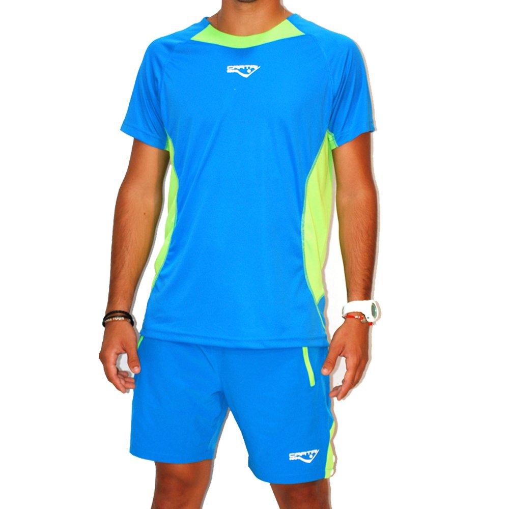 CARTRI Equipacion Padel y Tenis Flash Set: Amazon.es ...