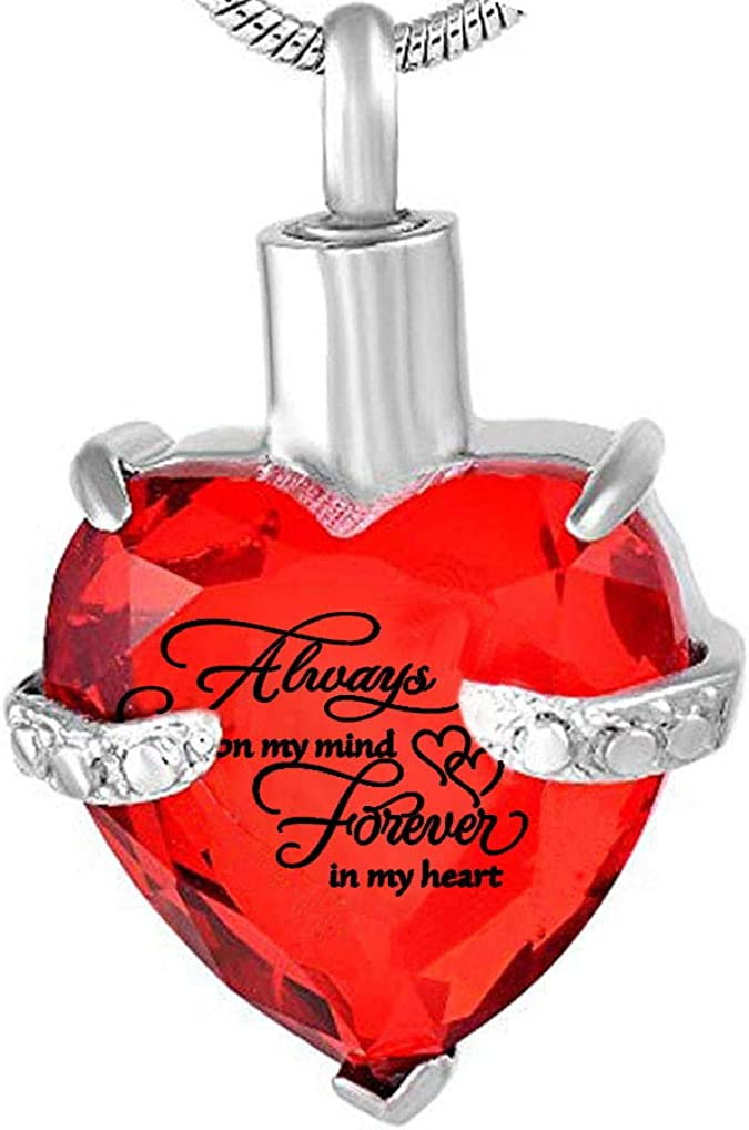 Urn Necklaces Ashes Always...