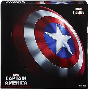 Avengers Legends - Escudo Capitán America (Hasbro B7436EU4 ...