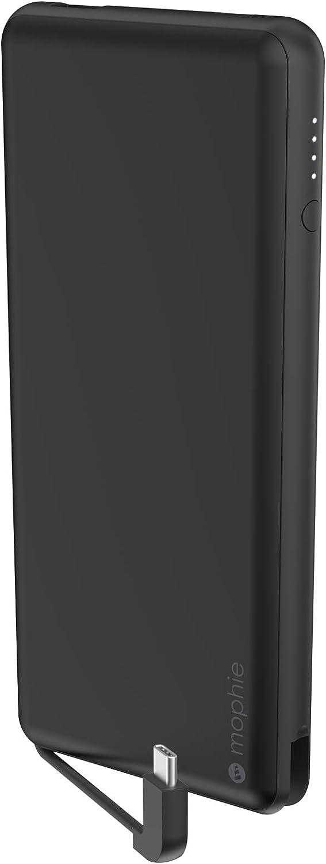 Universal External Battery - Matte Black 12,000mAh mophie powerstation Plus XL USB-C
