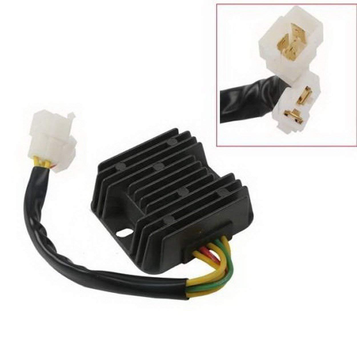 R/égulateur de redresseur de tension R2043.4 pour Hyosung GT650R GT650 Comet GV650 ST7 GT650S MOTO Accessoires