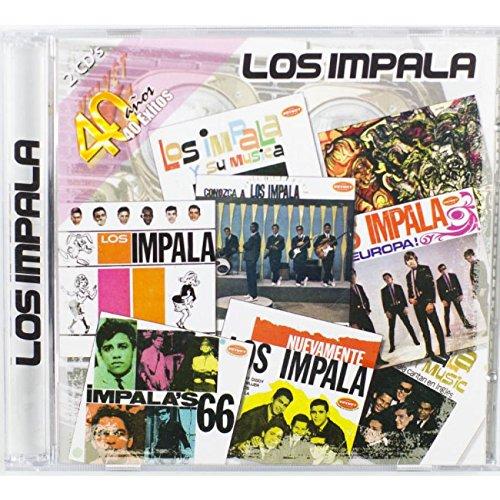 Los Impala 40 Años 40 Exitos - Impala 40
