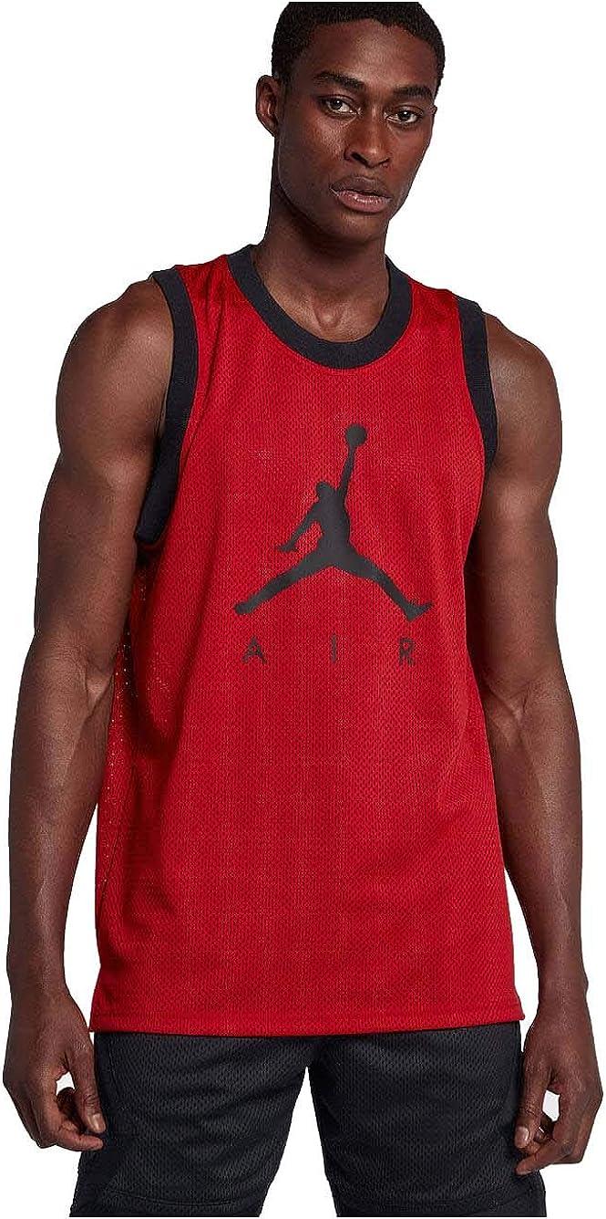 Jordan Mens Nike Jumpman Air Mesh Jersey Tank