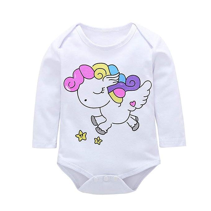 Pijama para Bebé Mameluco Unisexo Mono Manga Larga Recién Nacido ...
