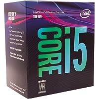 Intel Core i5-8400 Coffee Lake 6-Core Desktop Processor (Silver)