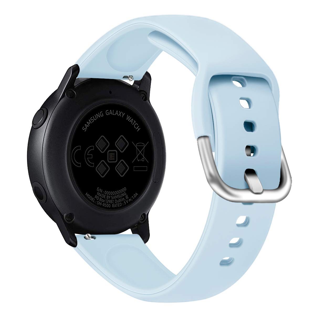 Amazon.com: Fit for Samsung Galaxy Active Watch 40mm Watch ...
