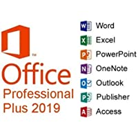 Office Professional Plus 2019 For PC Lifetime License Key Download
