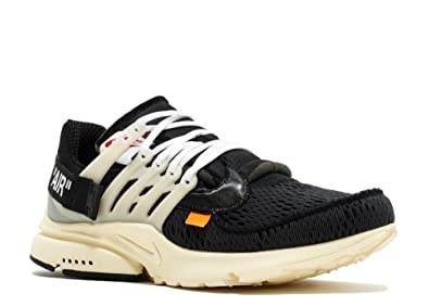 Amazon.com | Nike The 10 AIR Presto 'Off White' - AA3830-001 ...