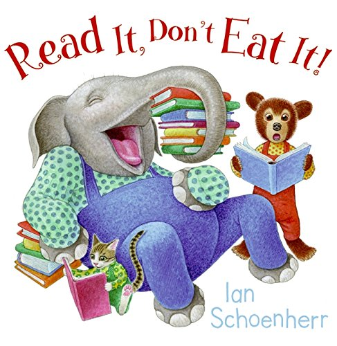 Read It, Don't Eat It! by Greenwillow Books (Image #2)