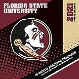 Fsu Calendar 2021 Florida State Seminoles 2021 12x12 Team Wall Calendar