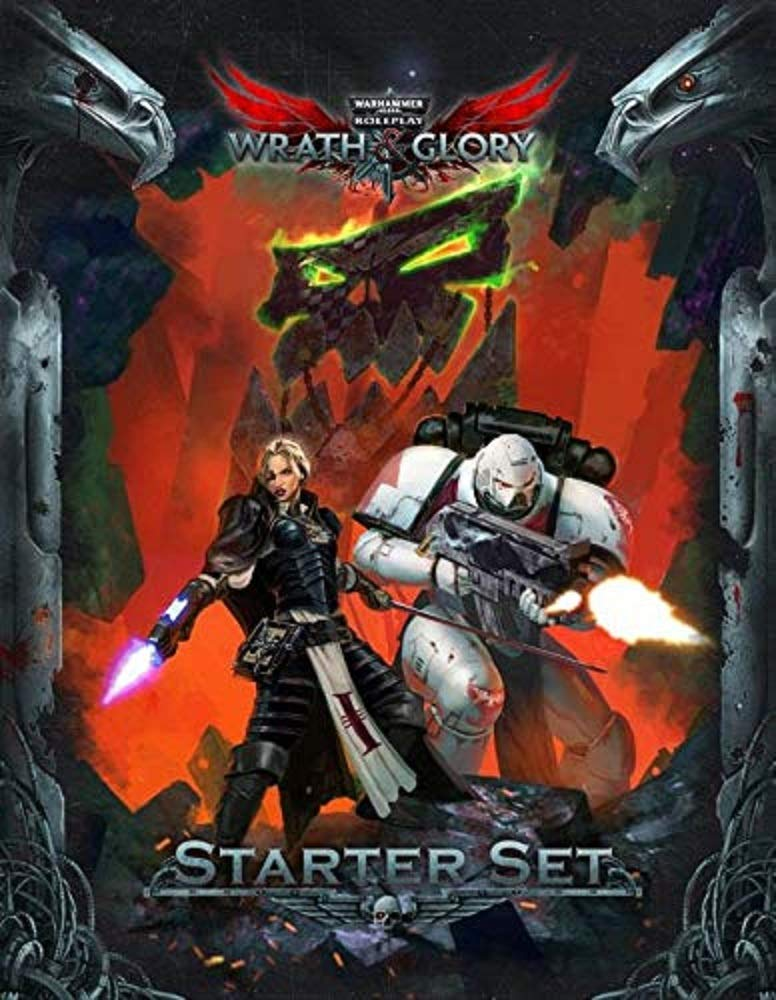 Ulisses Wrath & Glory: 40K: Starter Set