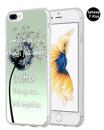 Amazoncom Case For Iphone 8 Plus Quotes Inspirationalhungo