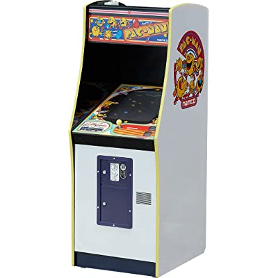 Namco Arcade Machine Collection: Pac-Man 1/12 Scale Miniature Replica: Toys & Games