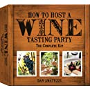 How to Host a Wine Tasting Party: The Complete Kit