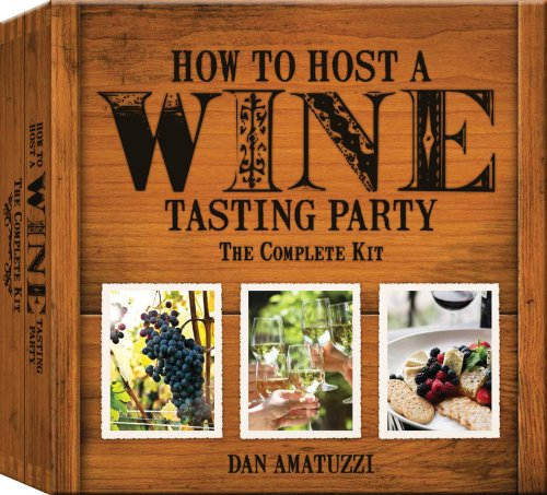 How Host Wine Tasting Party