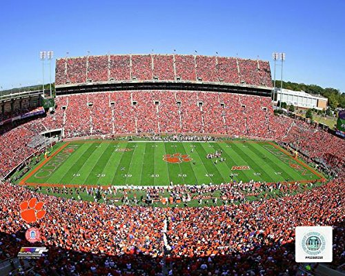 Memorial Stadium Clemson Tigers NCAAフォト(サイズ: 8