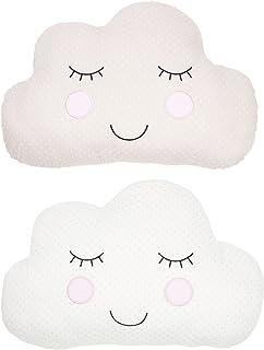 Ikea Kissen Wolke.Nettes Lächeln Bowknot Wolken Plüsch Kissen Kissen Amazon