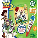LeapFrog Tag Special Edition Toy Story 3 Bundle with Bonus Game Book ''Live the Adventure''