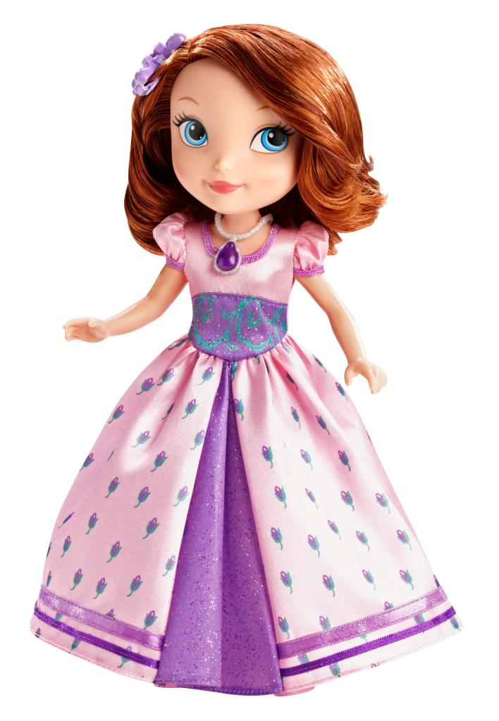 Amazon Com Disney Sofia The First 10 Inch Sofia Doll