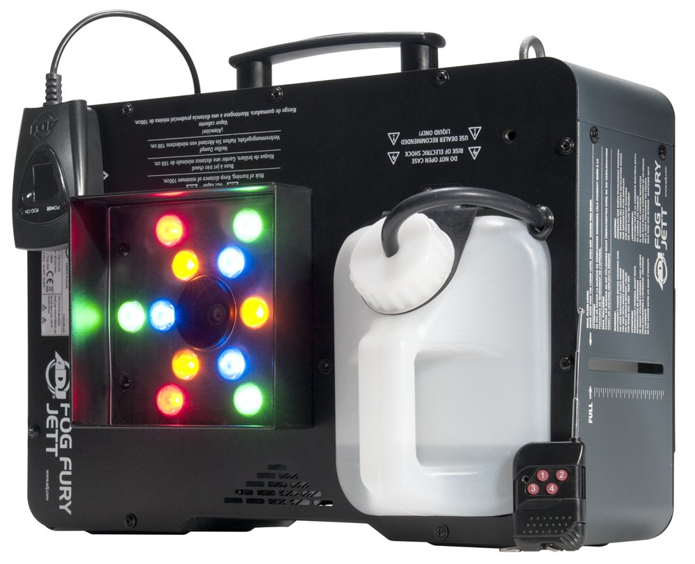 Top 10 Best Fog Machine For Halloween Reviews in 2021 6