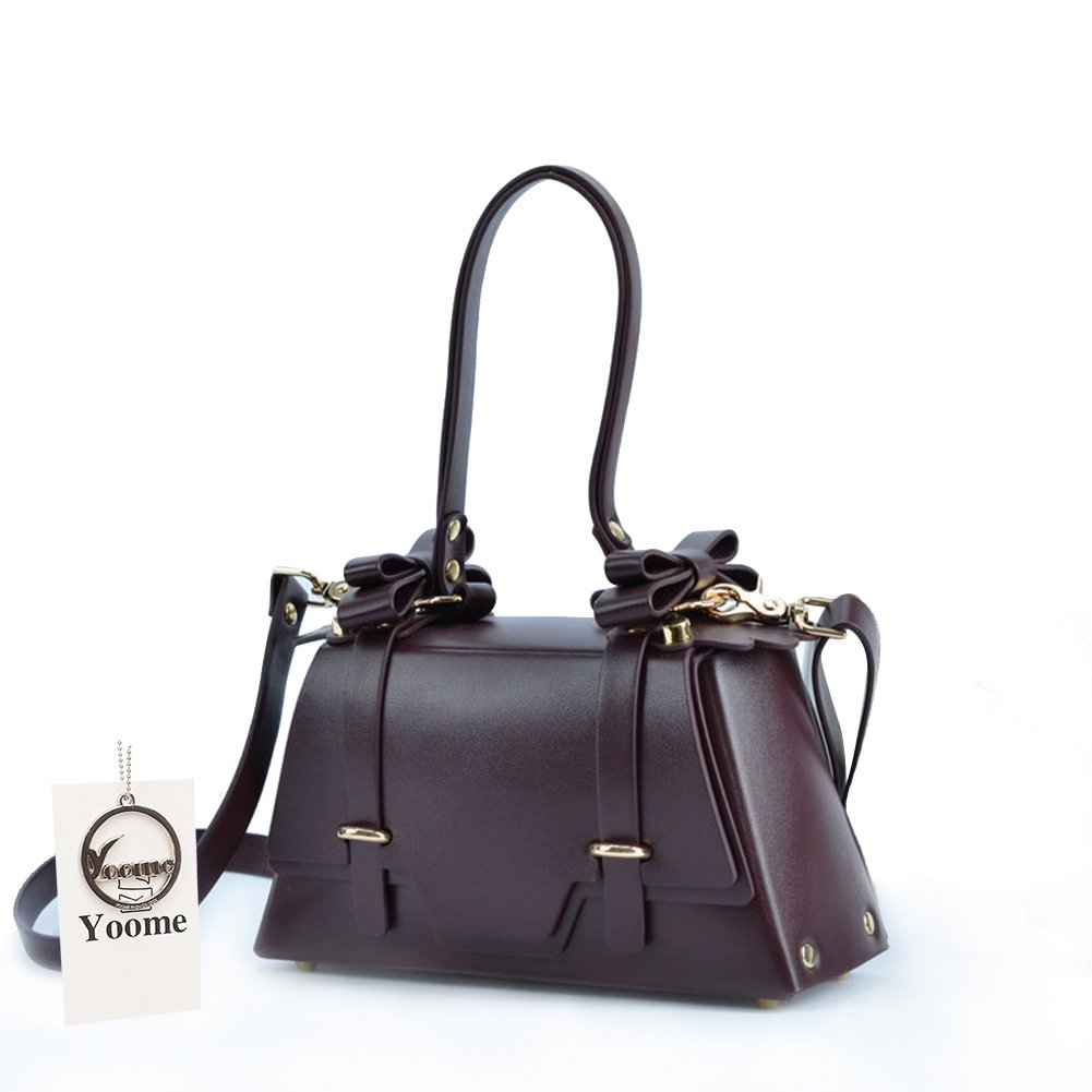 41e01fb7193c Yoome Crossbody Purses Wallet Cute Bags with Bowknot for Girls Shoulder  Handbags Designer Bags For Women