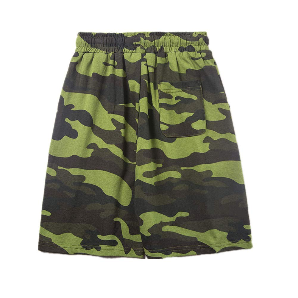 Beide Boys Active Camouflage Summer Shorts