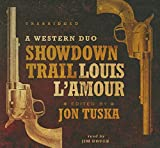 Showdown Trail: A Western Duo; Library Edition