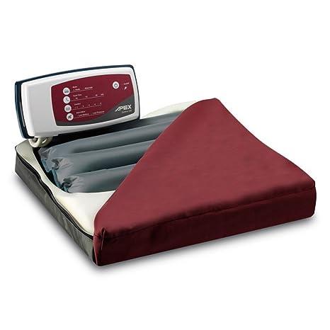 Apex | Sedens 500 | Cojín antiescaras (antiguo Combo) | Medidas: 43x43 cm | Incluye funda protectora | Producto Premium | para el mejor cuidado de las ...