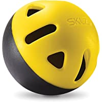 SKLZ–Bolas de Impacto, Vuelo de Larga duración Limitado, Pelotas de béisbol y sóftbol para Entrenamiento