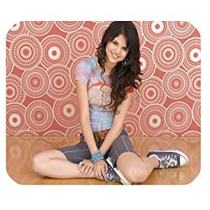 Custom Your Own Selena Gomez Famous Star Mousepad JN385 by ruishername