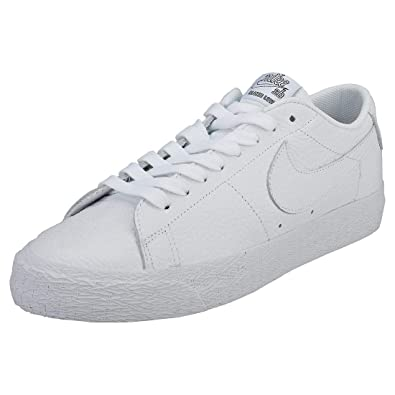 c784a5a90fa8 Image Unavailable. Image not available for. Colour  Nike Unisex Adults Sb  Zoom Blazer Low NBA ...