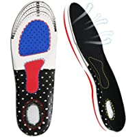 Plantar Fasciitis Relief Orthotic Insoles Arch Support Flat Foot Correcting Pads