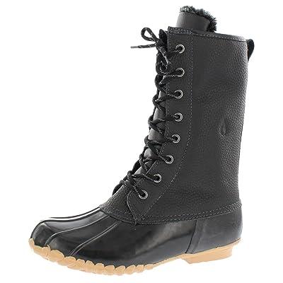 sporto Womens Delmar Leather Duck Boot | Snow Boots