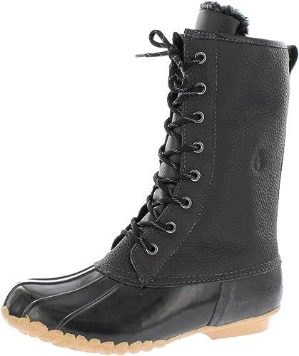 Amazon.com   sporto Womens Duck Boots