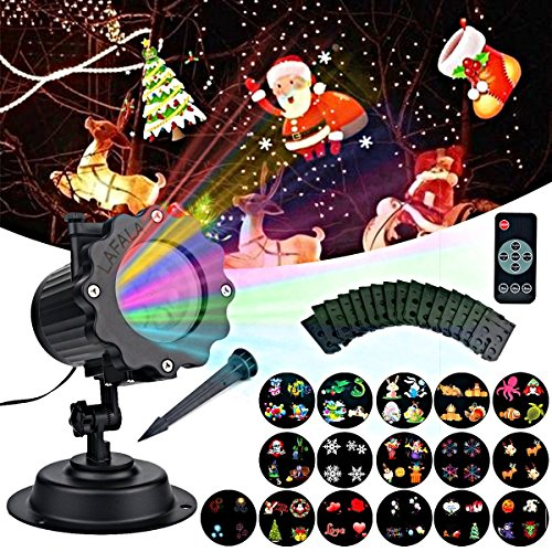 Led 16 Function Motion Christmas Lights in US - 7