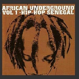 Various Artists - African Underground Vol. 1 - Hip-Hop
