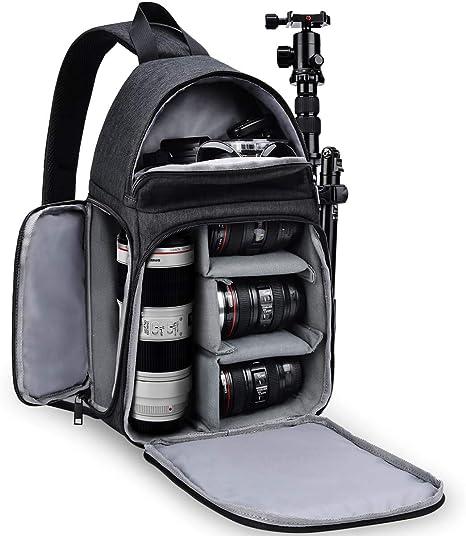 DSLR/SLR - Bolsa Bandolera para cámaras réflex Digitales ...