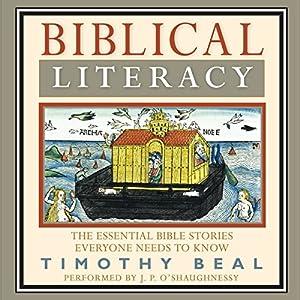 Biblical Literacy Audiobook