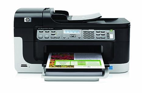 HP Officejet - Impresora multifunción (inyección de tinta ...