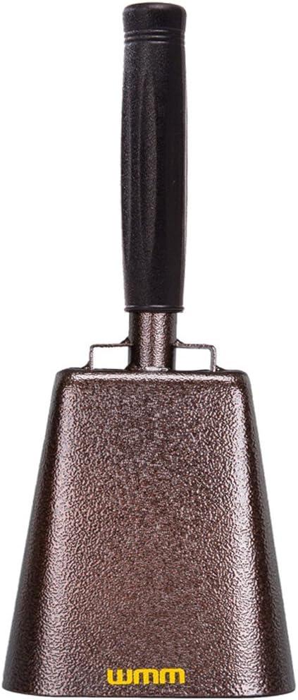 IIT 35675 10 Cow Bell Stick Handle Cheer With Handle