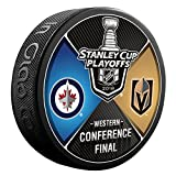 Inglasco 510AN004276 2018 Dueling Round 3 - Winnipeg Jets Vs Vegas Golden Knights, One Size, Black