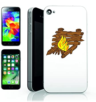 """SmartPhone Case """"hoguera de fuego de al aire libre fuego de Brasero de"""