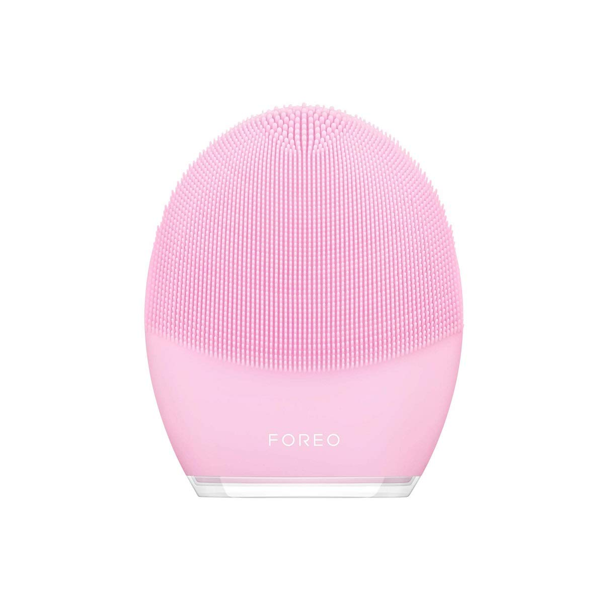 FOREO LUNA 3 for Normal Skin, Smart Facial Cleansing and Firming Massage Brush for Spa at Home