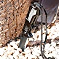 Best Spring Assisted Tactical Folding Knife - Includes Built In Glass Breaker & Seat Belt Cutter - Perfect Gift for Men or Best Friend!